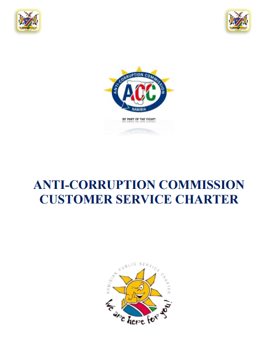 click to download Customer Service Charter